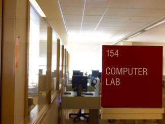 A swastika was found in the Wellesley High School computer lab last week.