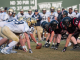 Last Thanksgiving, the Wellesley- Needham rivalry took to the Fenway field.