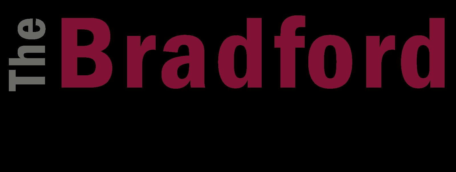 The Bradford logo